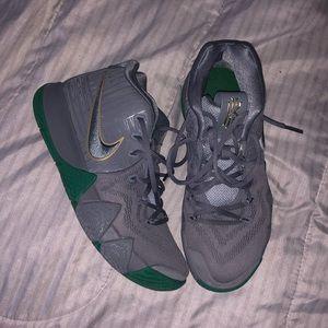Nike Kyrie 4's Celtics